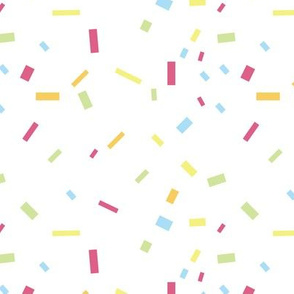 Party On Confetti Pattern - Smaller spacing
