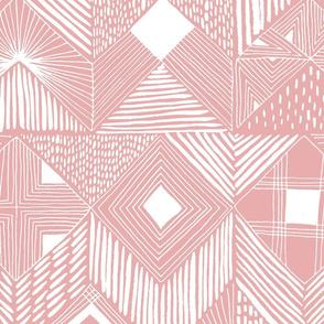 neutral retreat - pink