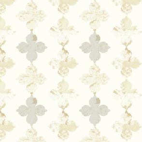 Tile flowers