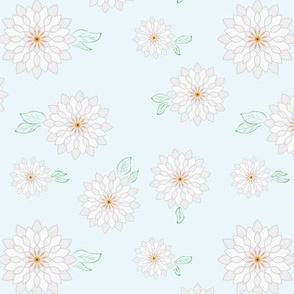 Blumen, Flower, Mandala, M030