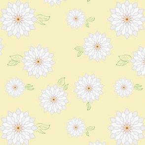 flower, mandala M032