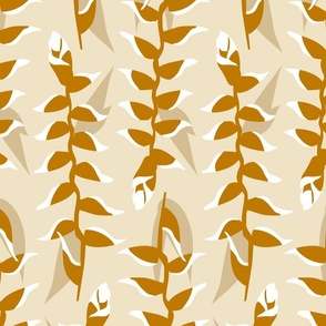 Heliconia Flower - neutral