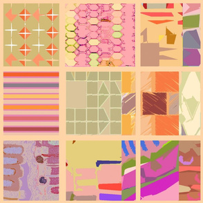 SQUARES TO ABSTRACTION