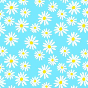 Daisy Summer Sea Foam