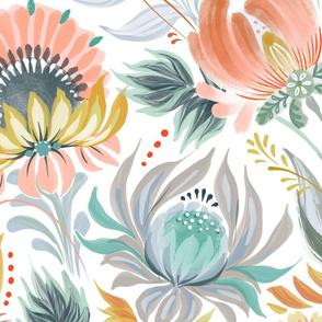 Folksy Floral #1