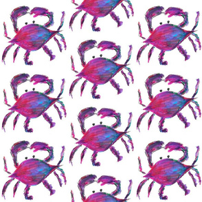 Purple crab - medium
