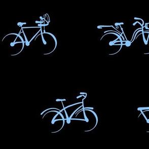 Little Vintage Bikes | Light Blue