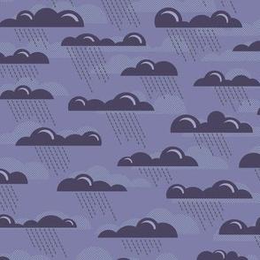 Rain Storm in Lotus