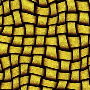 Golden stitch