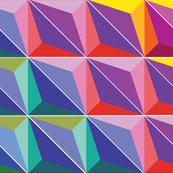 geometricheater quilt