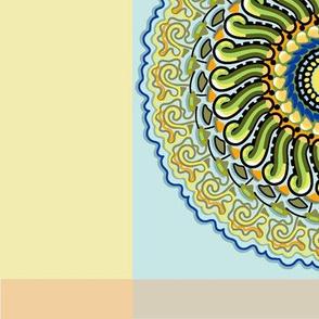 Nine Mandalas