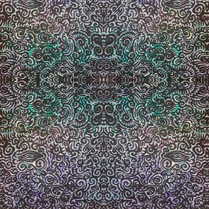 dark swirls 77reflected