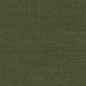 linnen texture dark olive green