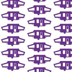 Purple Pop Up Fabric