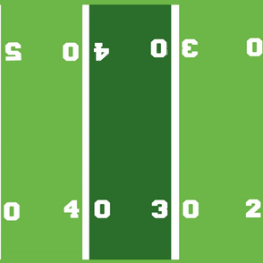 football field YARD 54x36