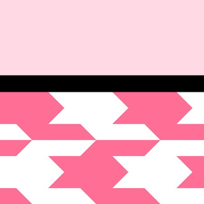 Chic Cheater Quilt Pink