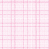 FS Pink and White Plaid