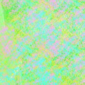 90s Pastel Rainbow Weave