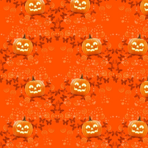 glow pumpkin