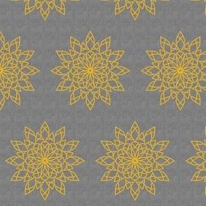 Sun, Mandala M039
