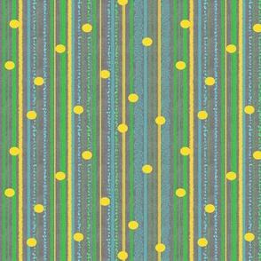 Dots, Streifen, M040