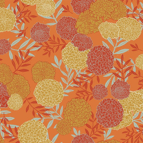 Marigold Vibrant
