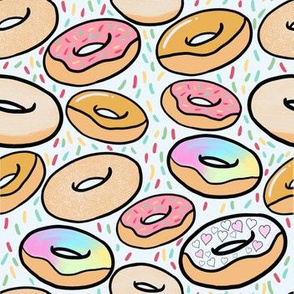 Kawaii Doughnuts