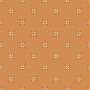 Simple Tile Peach