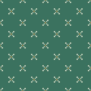 Simple Tile Green