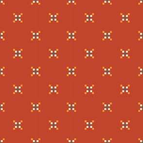 Simple Tile Red