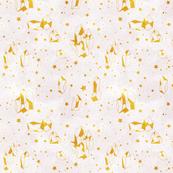 Stellar Unicorn Golden Crystals