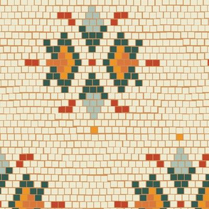 Vintage Tile Cream