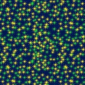 Star, blue