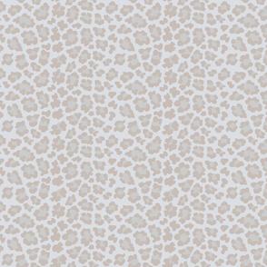 Leopard Spots in Fog One