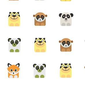 Animales infantiles II
