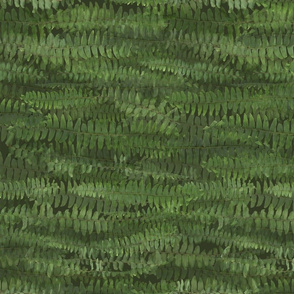 Fern Camouflage Small