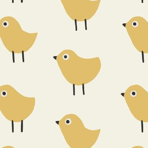 Big Eyed Birds