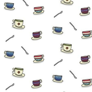Teacups and spoons