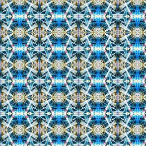 Blue blades