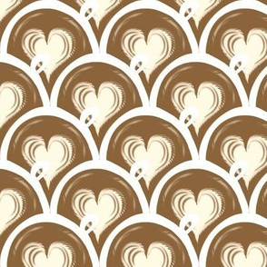 Cup of Love / chocolate coffee mocha  med