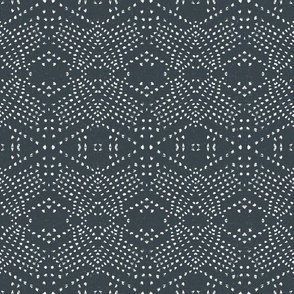 BOHO DOT CHAMBRAY DARK
