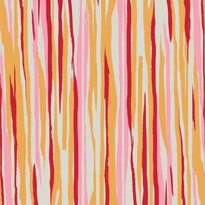 Painted Stripe - Ivory