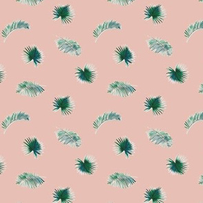 Waterpalms - Blush Small