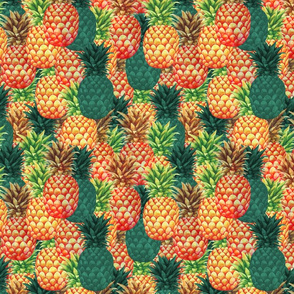 The Fun Funky Pineapples