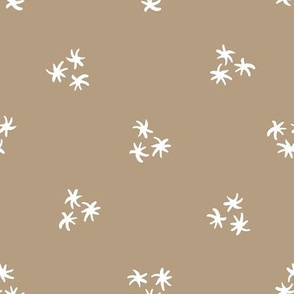 SIMPLE STARS - GREY BROWN