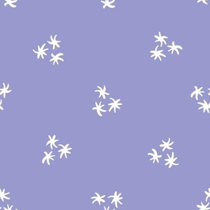SIMPLE STARS - PALE BLUE