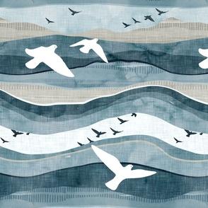 Neutral birds repeat