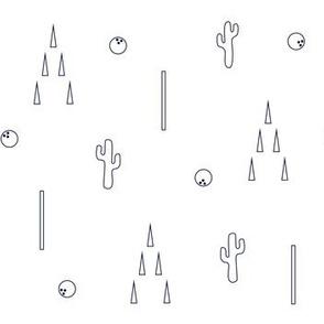 Bowling Cactus