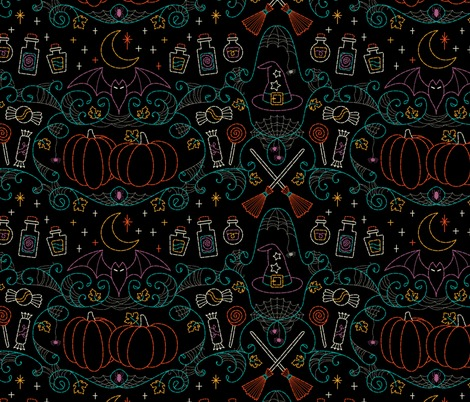 Folk_halloween_embroidery300_contest280291preview
