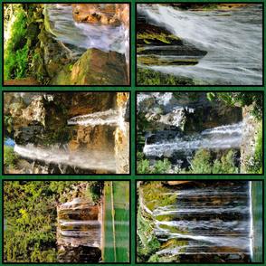 Colorado Hanging Lake Falls